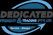 Dedicated Freight Logo