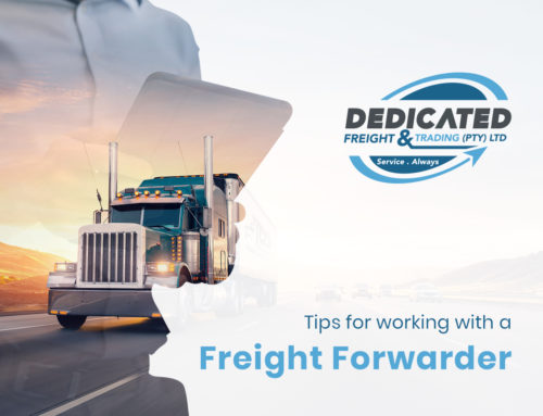 7 Tips When Working with a Freight Forwarder