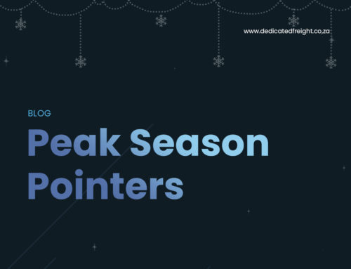 Peak Season Pointers