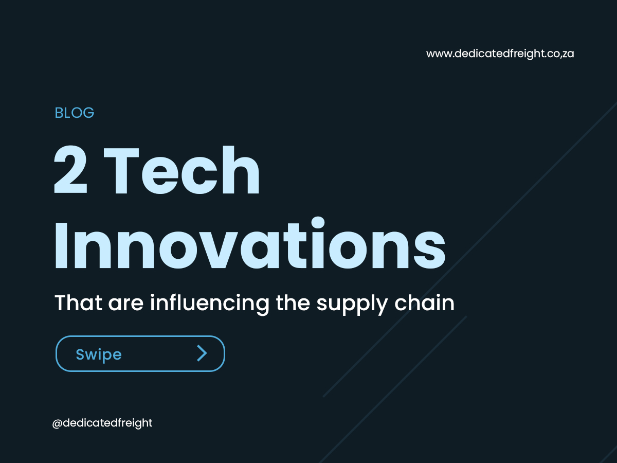 2 tech innovations