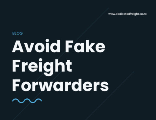 How to Avoid Fake Freight Forwarders