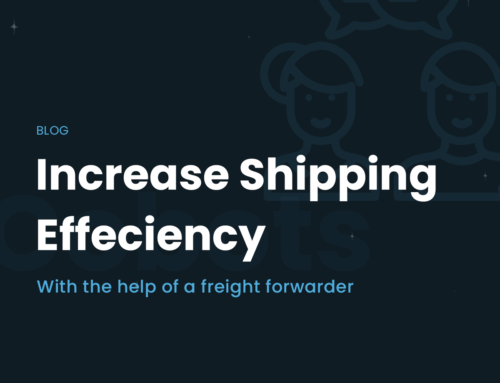 Increased Efficiency with the Help of a Freight Forwarder