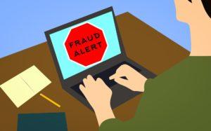 fraud prevention illistration